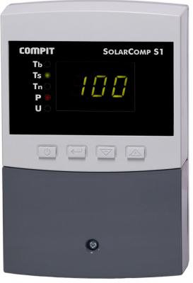 Sterownik układu solarnego SolarComp S1